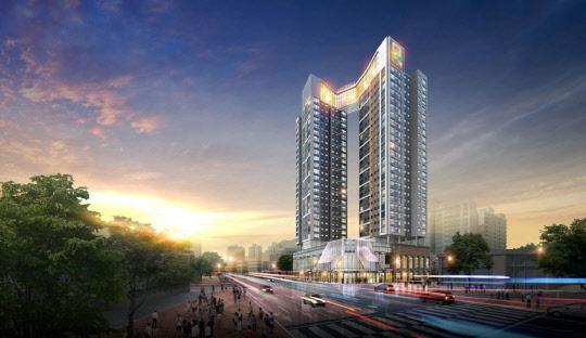 동부건설, 379억 `홍제2구역 도시환경정비사업` 수주